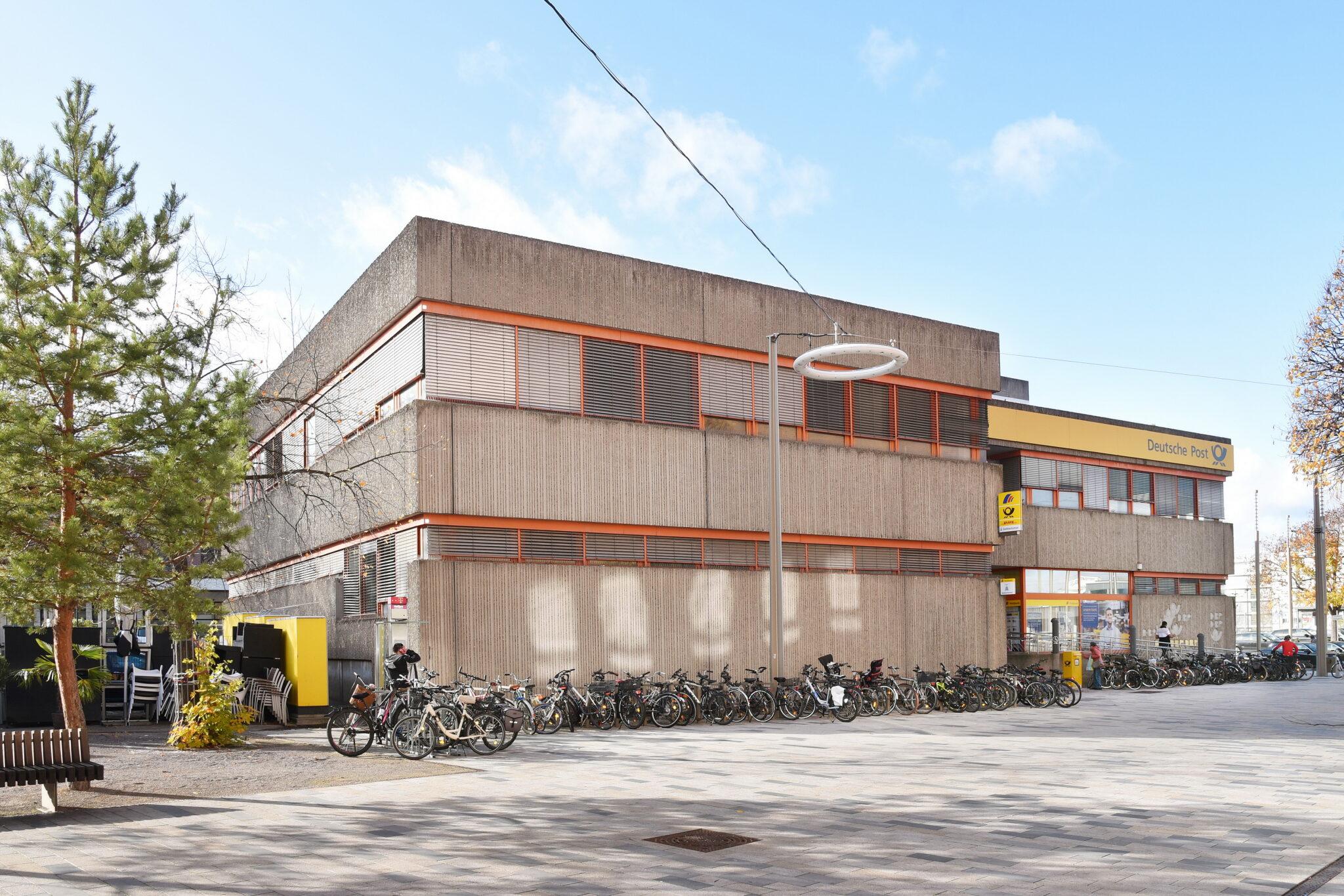 Böblingen, Gelände Postareal
