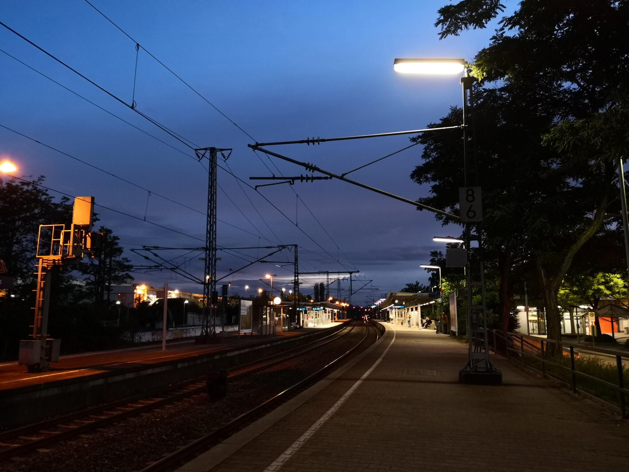 Waiblingen Bahnhof