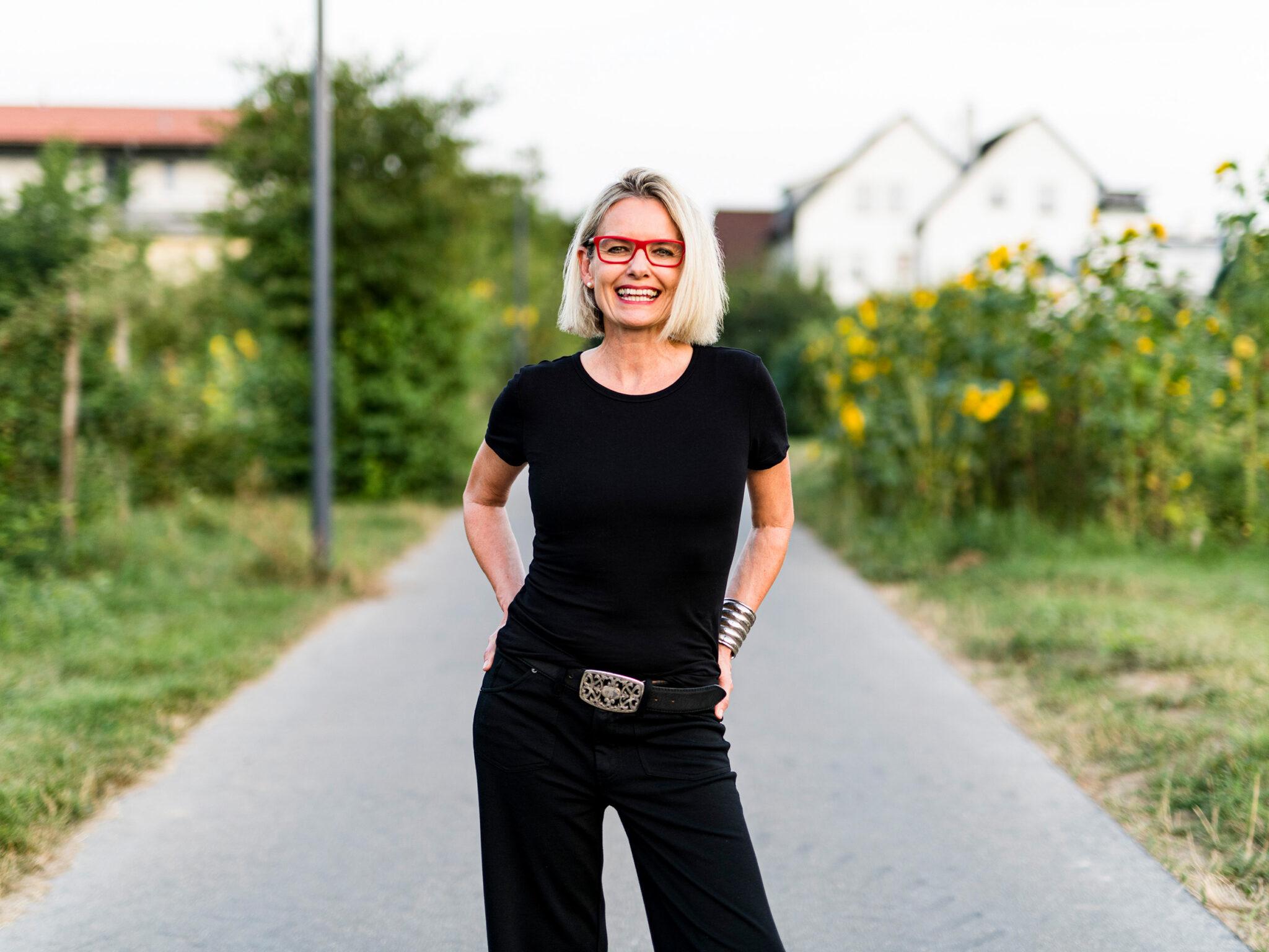 Elke Gregori (Bild: Sven Weber)