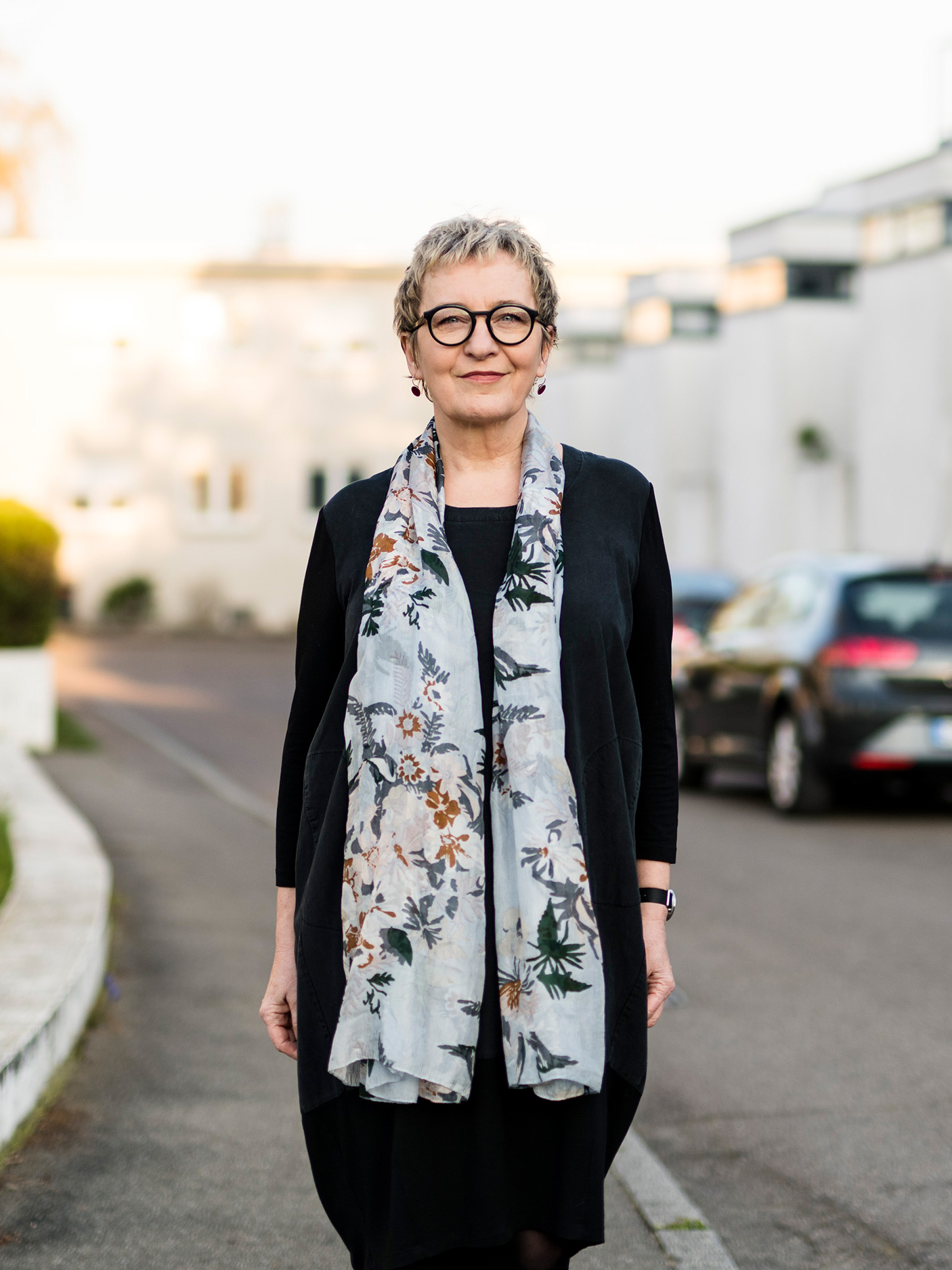 Grazyna Adamczyk-Arns (Bild: Sven Weber)