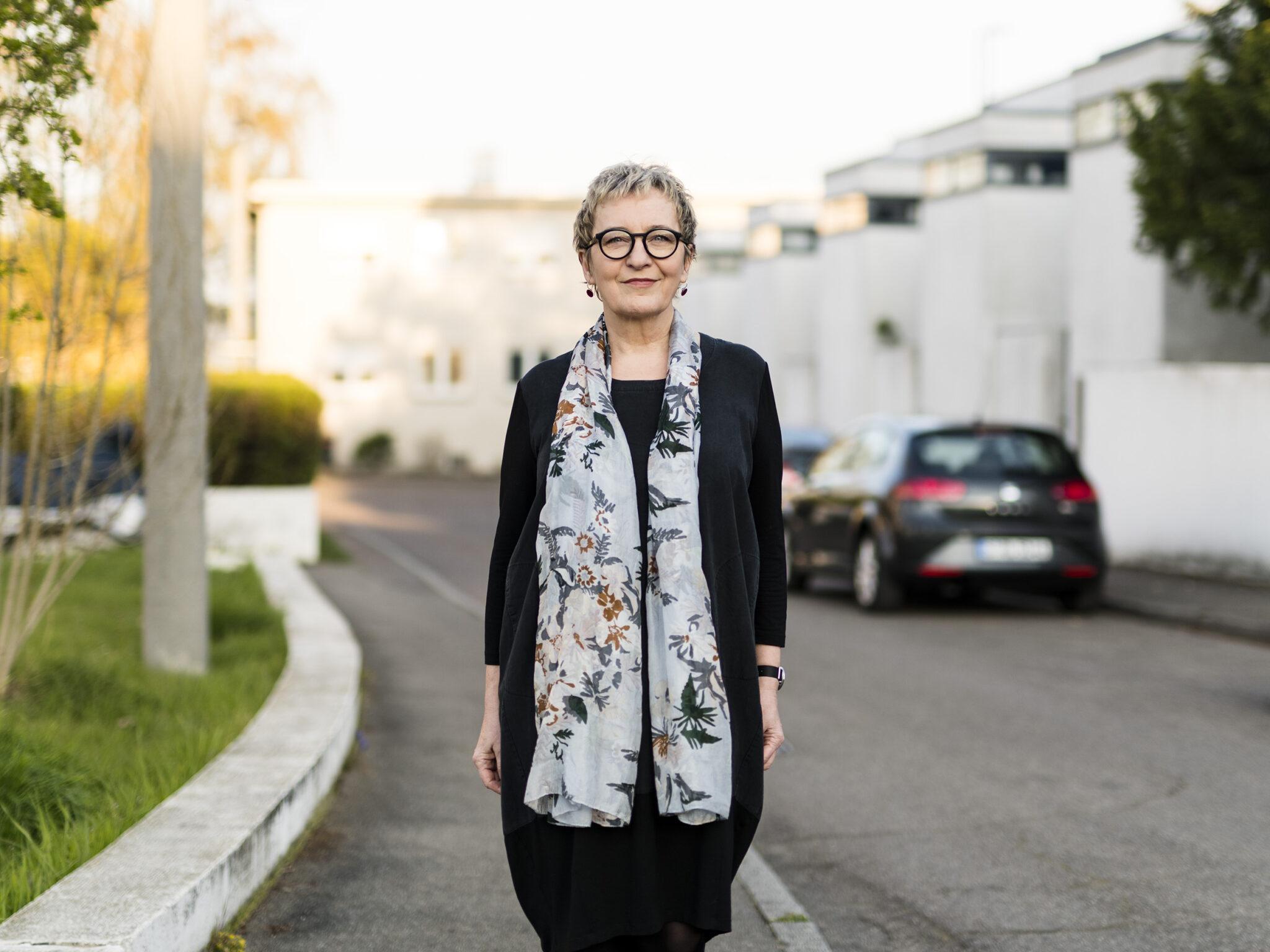 Portrait Grazyna Adamczyk-Arns