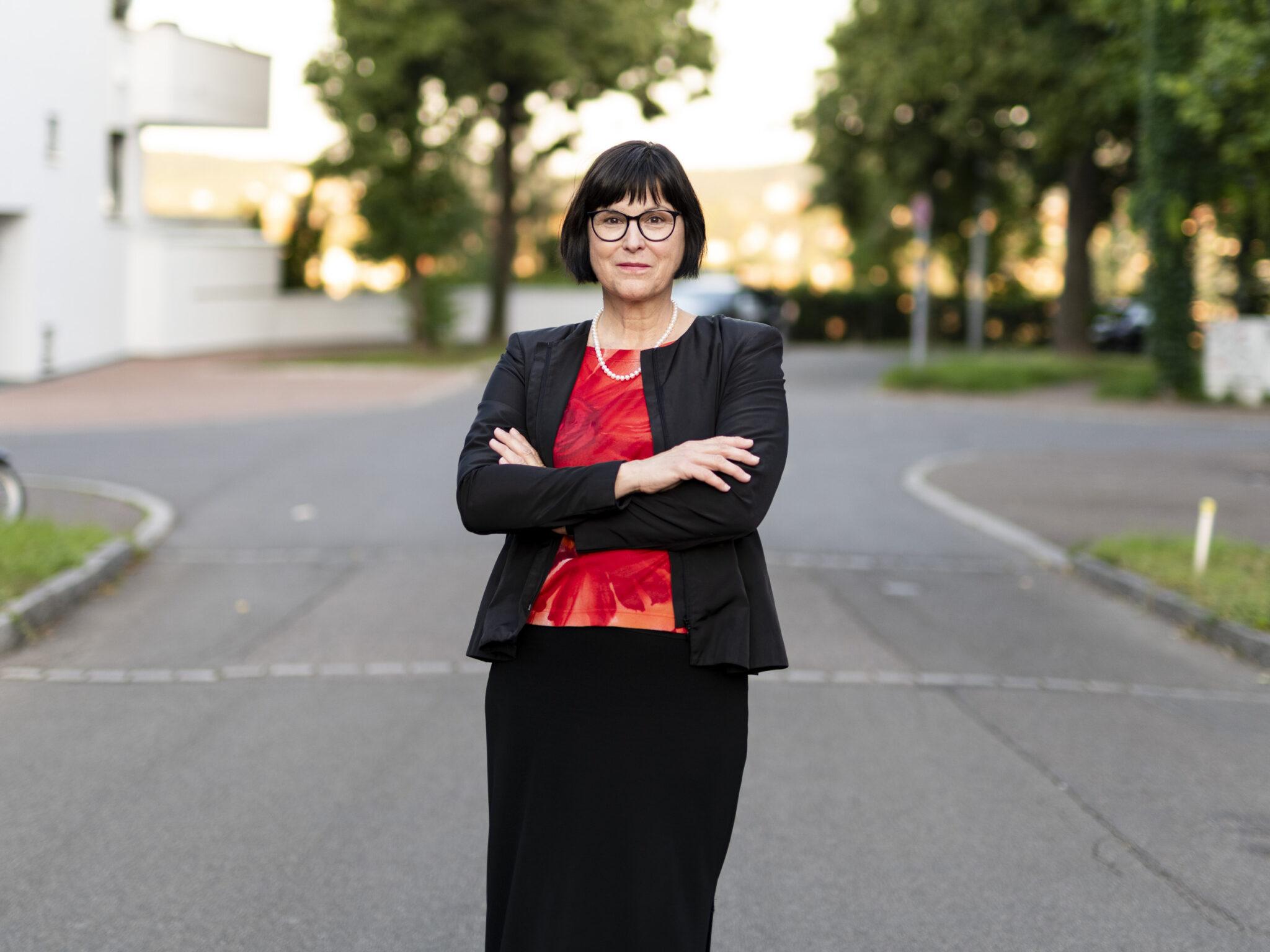 Portrait Karin Lang