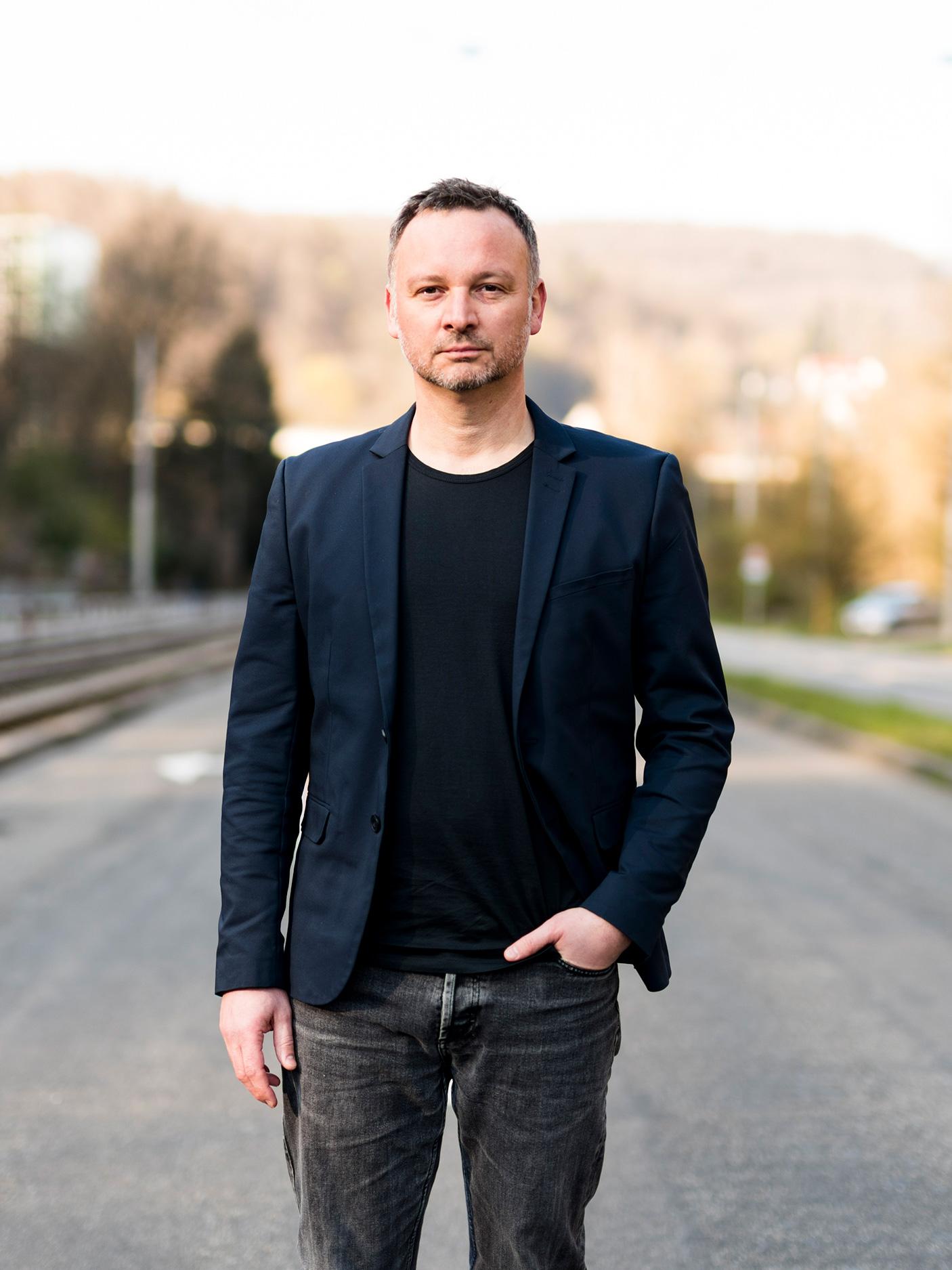 Portrait Markus Bauer