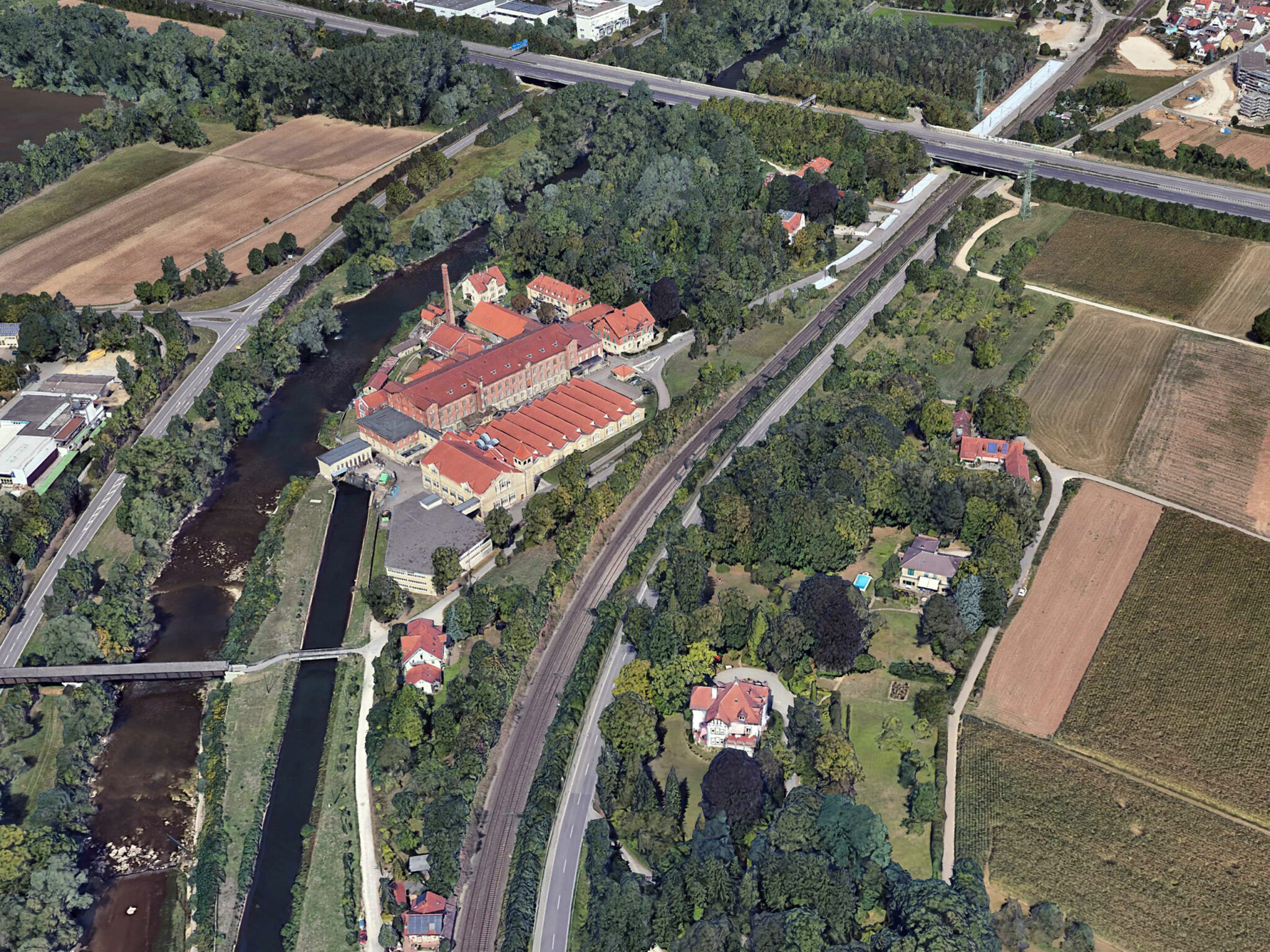 Quartier Neckarspinnerei (Bild: HOS)