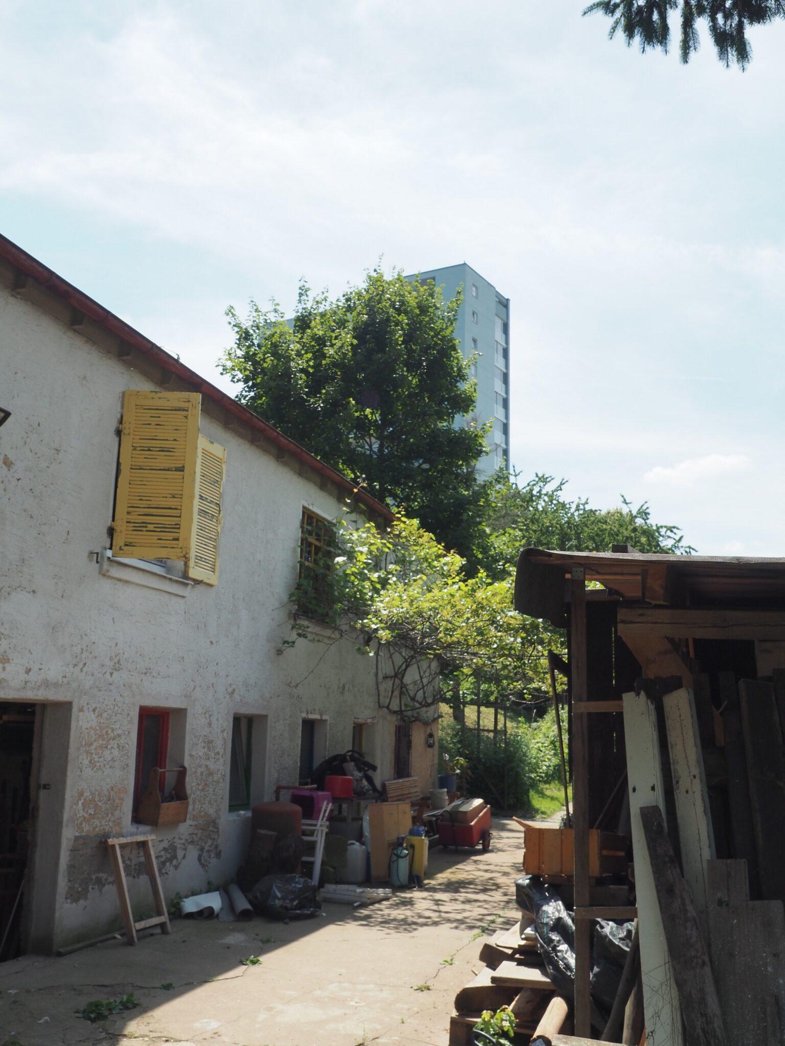 Immanuel-Grötzinger-Haus in Stuttgart-Rot