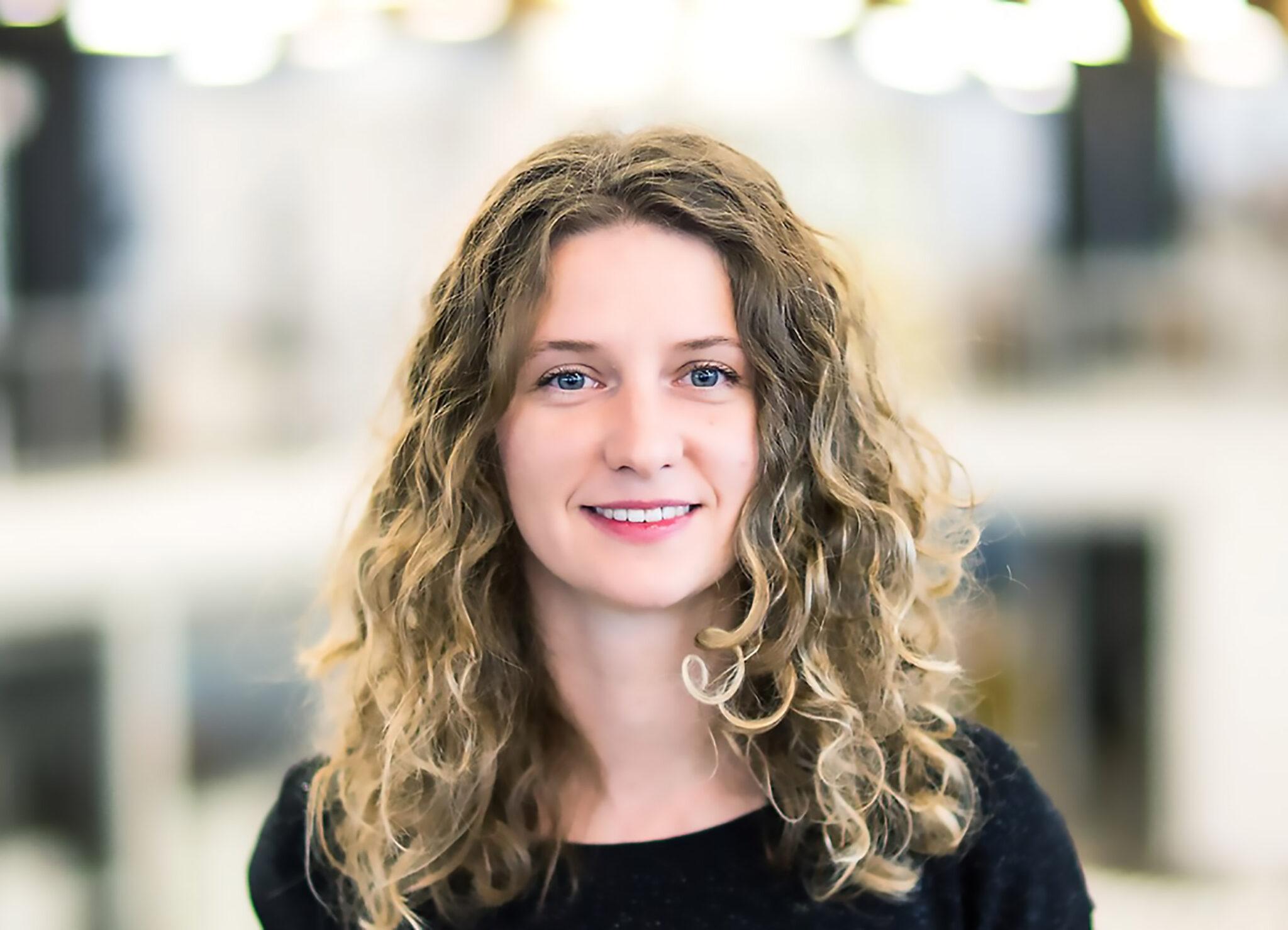 Portrait Dr. Mariana Popescu