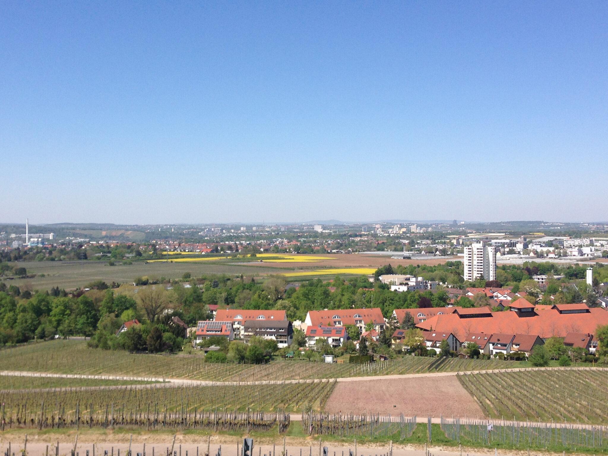 Projektgebiet Urbane Landwirtschaft