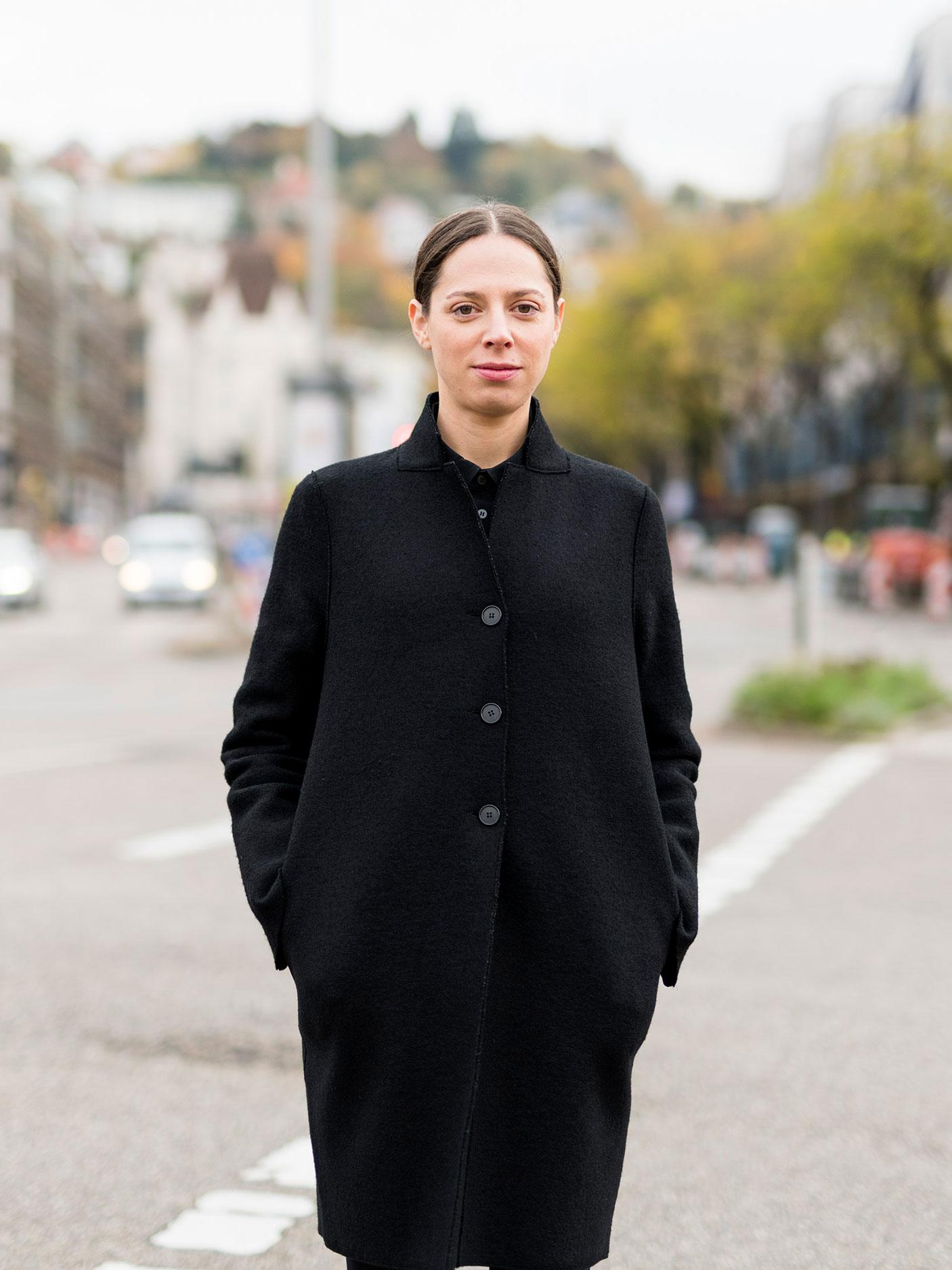Portrait Tina Muhr