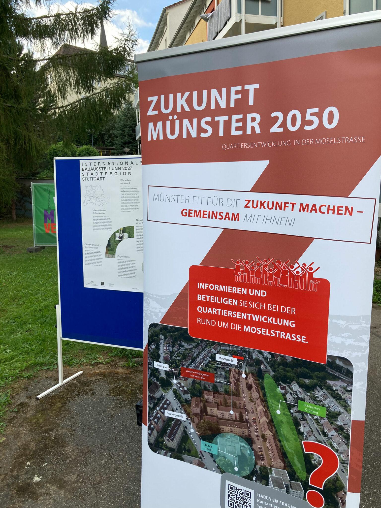 Zukunft Münster 2050 (Bild: BGM / Stadtberatung Dr. Sven Fries)