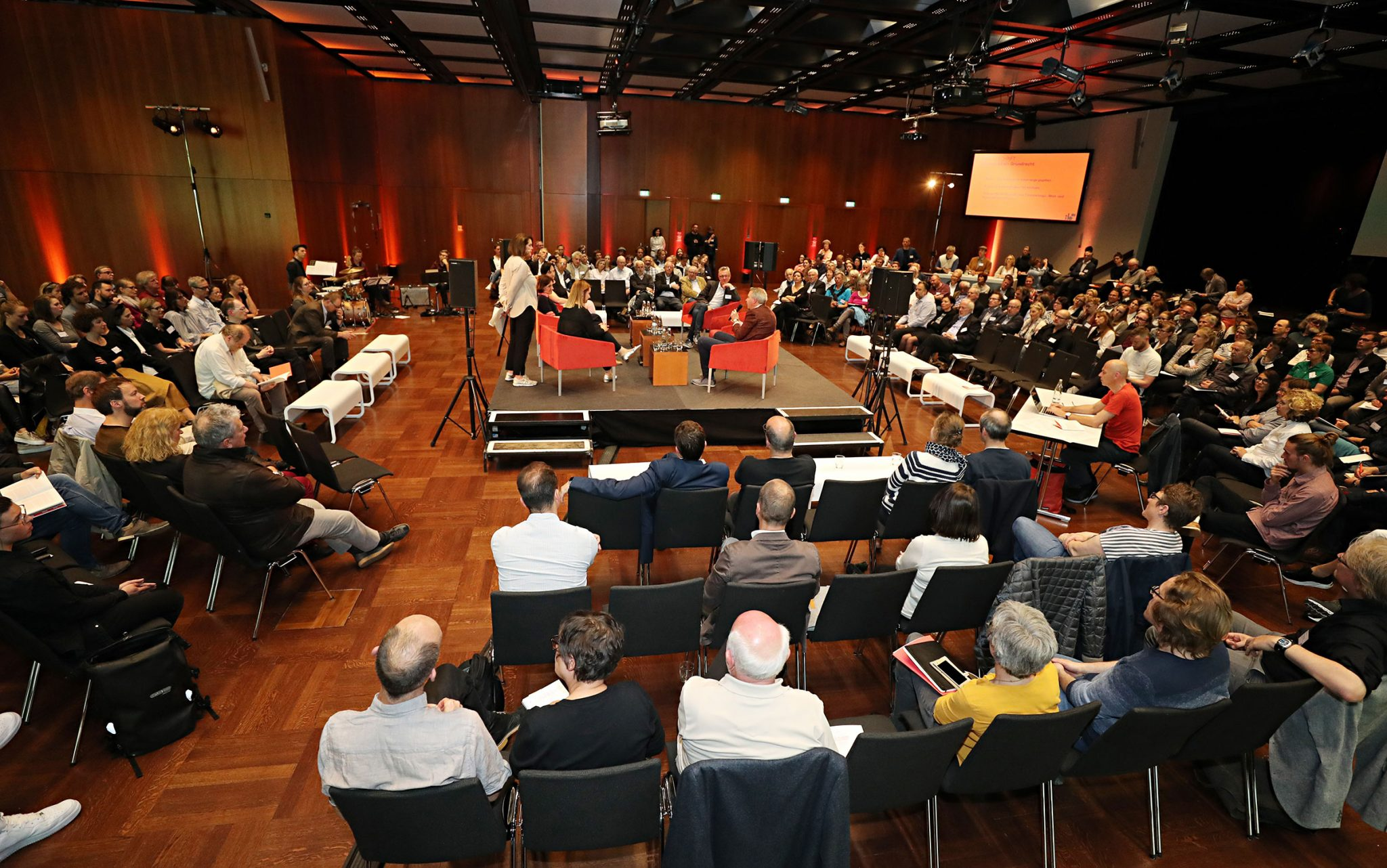 IBA'27-Plenum #3 (Foto: F. Kraufmann)