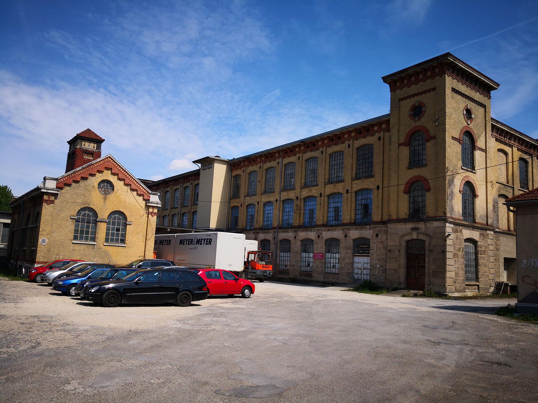 Beispiel eines Vorhabens fürs IBA'27-Netz: OTTO-Quartier Wendlingen
