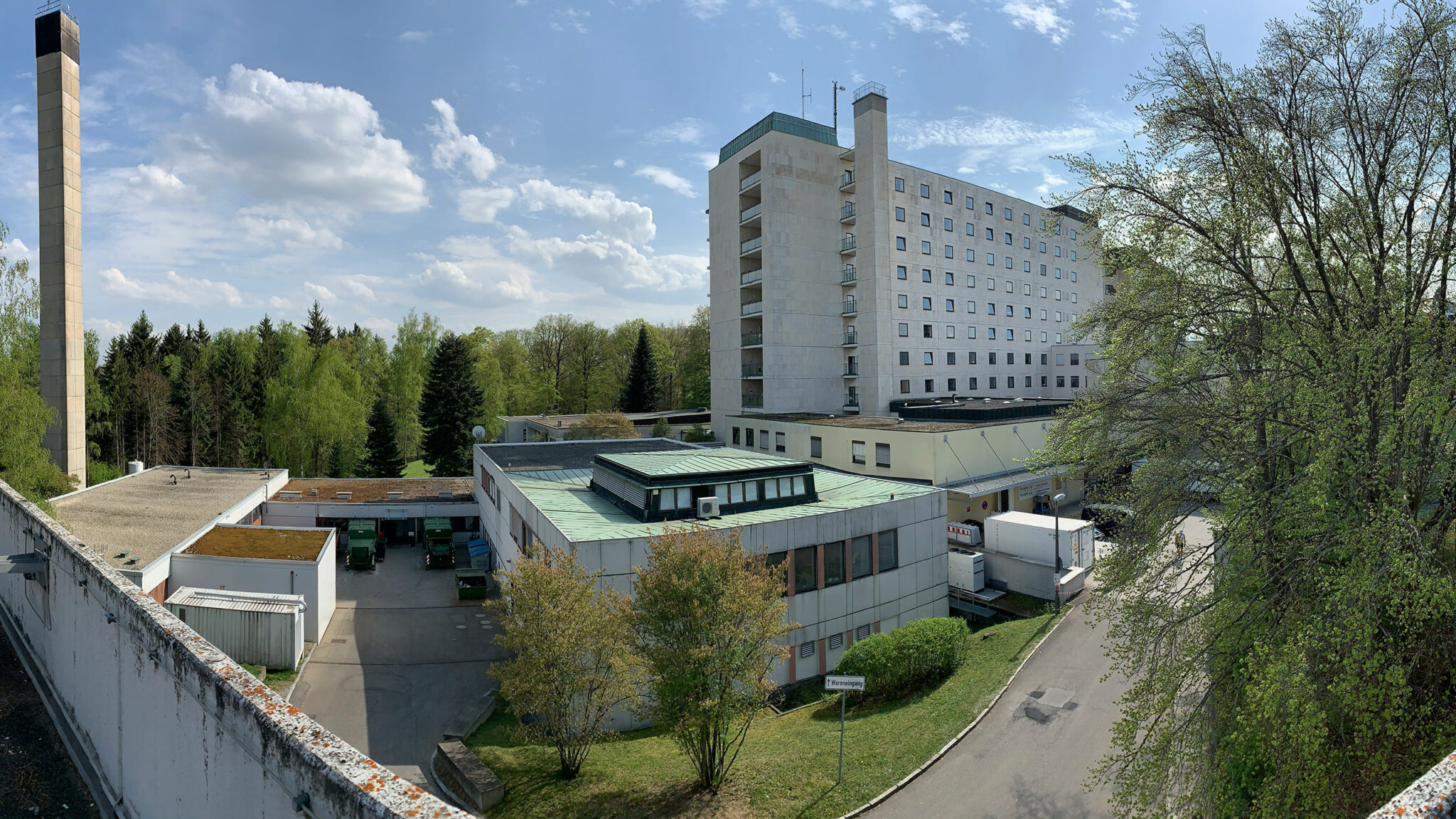 Das Sindelfinger Krankenhaus-Areal (Bild: IBA'27)