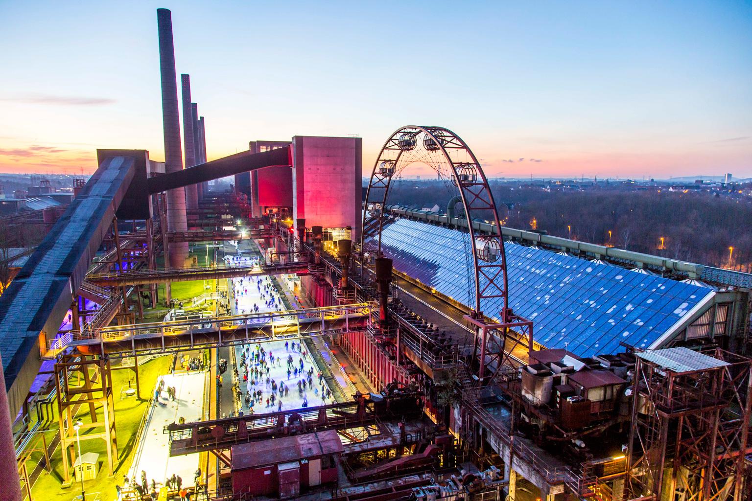 IBA Emscher Park: Zollverein, Essen